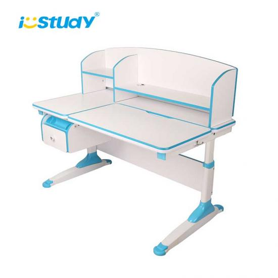 plastic study table and chair set