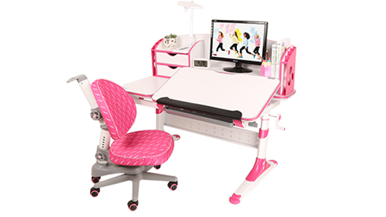 I-study ergonomic kids study table and chair